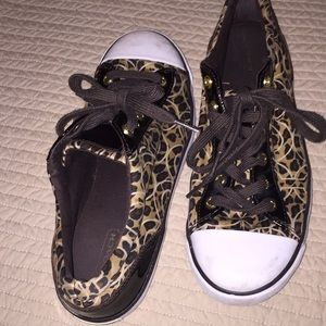 Coach sneakers size 9.5